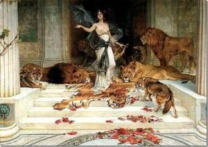 Circe, la hechicera que transformaba a los hombres en animales