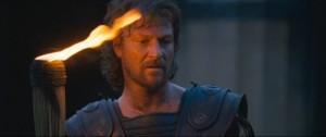 Odiseo, según la interpretación de Sean Bean en Troya (2004)