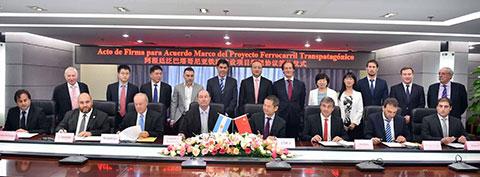 FFCC-Acuerdo Camara-China