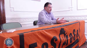 Jorge Yabkowski, presidente de la FESPROSA
