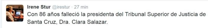 SC-TSJ-Clara Salazar