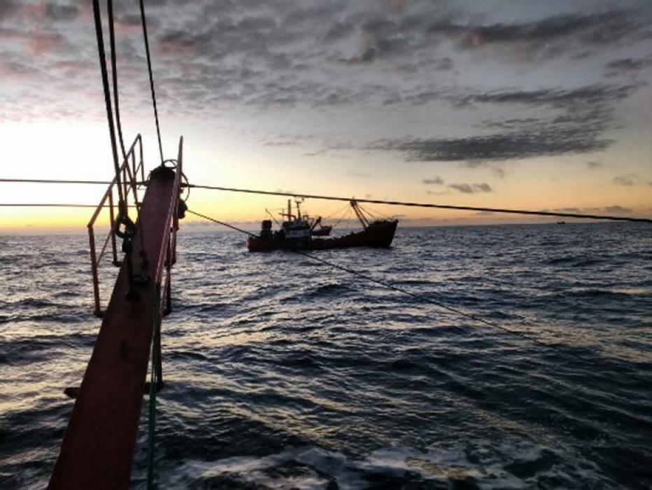 Por qué sobre la pesca no es posible hacer ruido